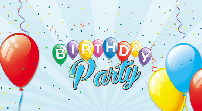 B-Day-Party-website