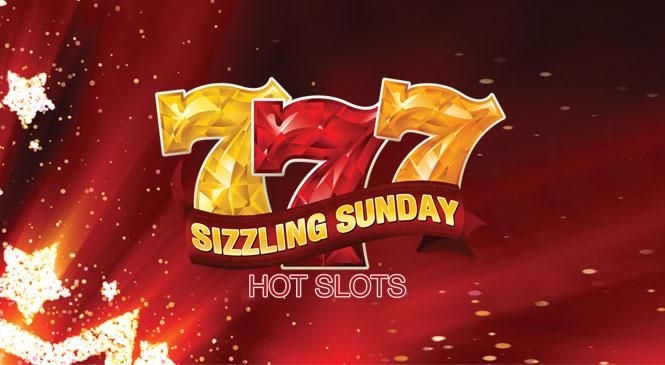 Sizzling Sunday website
