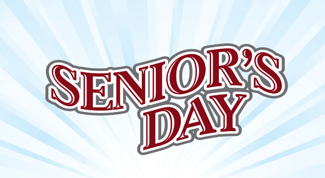 Senior's Day website