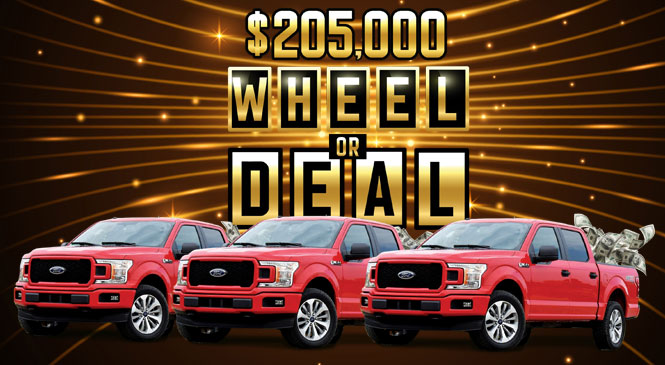 Wheel or Deal web