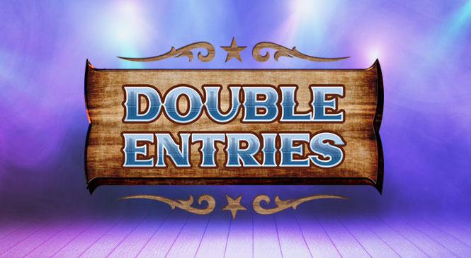 Honky Tonk Getaway Double Entries
