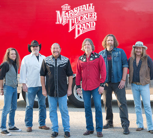 Marshall Tucker Band web