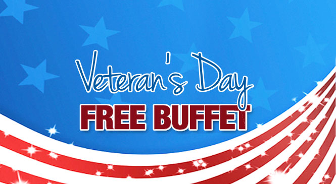 Veteran's Day Buffet web