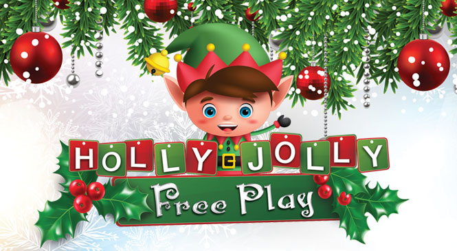 Holly Jolly Free Play web