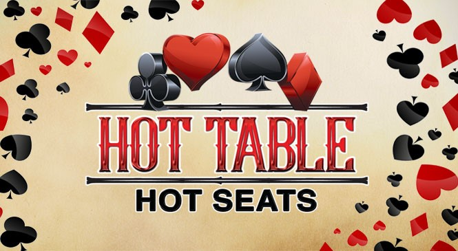 Hot Table Hot Seats web