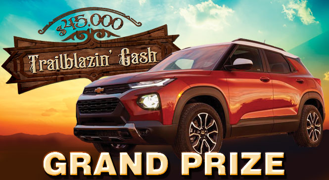 $45,000 Trailblazin Cash Grand Prize web