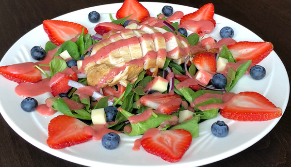 Red White & Blue Salad web